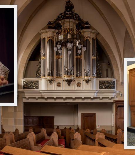 Vier zomerconcerten in Rijssense Schildkerk