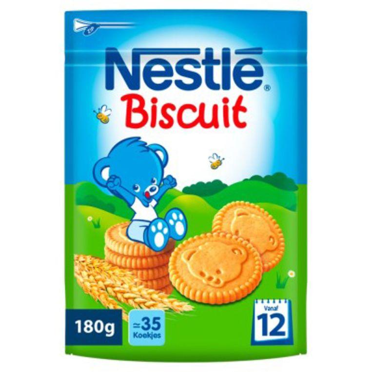 Nestlé Biscuit Beeld
