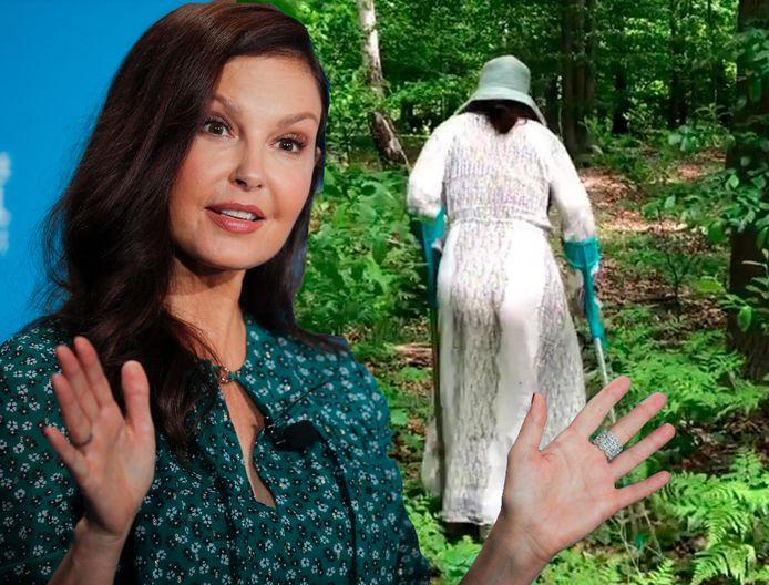 Ashley Judd heeft naar eigen zeggen een helse lijdensweg achter de rug.