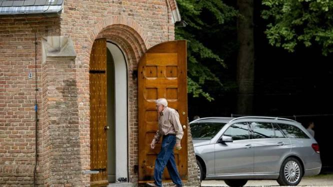 Koor repeteert voor uitvaart van prins Johan Friso