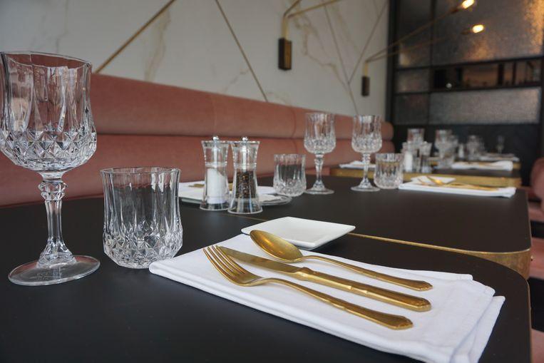 ZAZ Cuisine in de Van Iseghemlaan van Michele D'Abramo is de nieuwe culinaire aanwinst voor Oostende