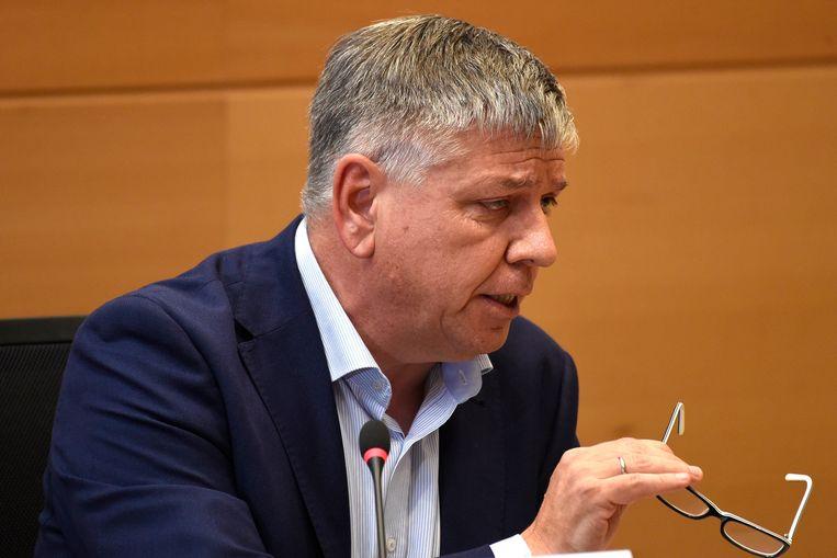 Jo Vandeurzen. Beeld Photo News