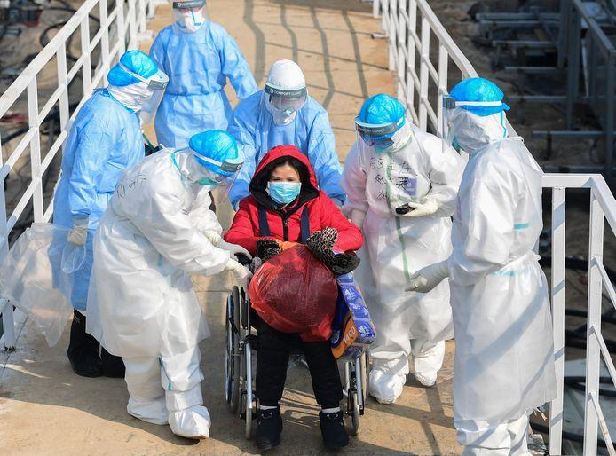 """L'ancienne ministre de la Santé Maggie De Block (Open VLD) : """"Tout le monde en Europe a mal jugé le virus""""."""