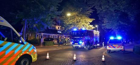 Gezin wordt wakker van brand in eigen huis in Oisterwijk: buurman helpt met blussen