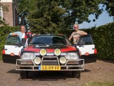 Kees en Jacobine blazen oude Citroën CX nieuw leven in voor rally in Saoedi-Arabië