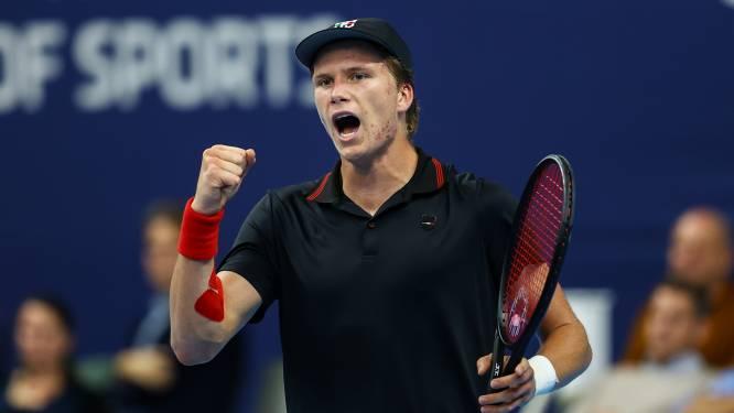 Twintigjarige Brooksby is laatste halvefinalist op European Open in Antwerpen
