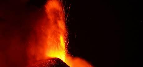 Een woede-uitbarsting die ik 'Etna' heb gedoopt