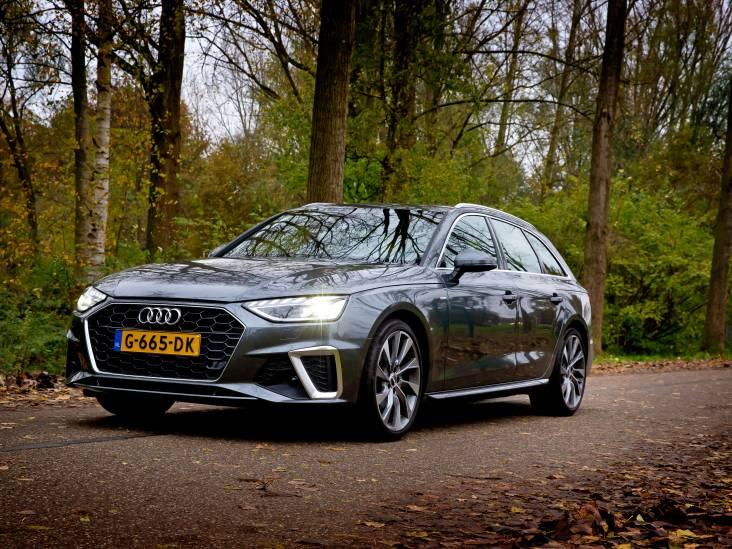 Test: Audi blijft met A4 een beetje achterlopen