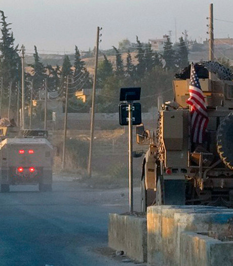 VS-troepen uit Syrië verplaatst naar Irak, Turkse militair gedood