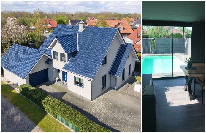 """De villa met zwembad voor 359.000 euro oogst verbazing: """"Dit is hier een marktconforme prijs."""""""