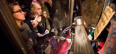 Harry Potter-expositie wegens succes verlengd
