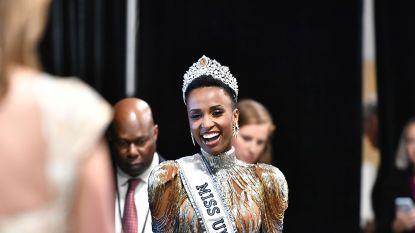 Miss Zuid-Afrika gekroond tot Miss Universe, Angeline Flor Pua haalt top 20 niet