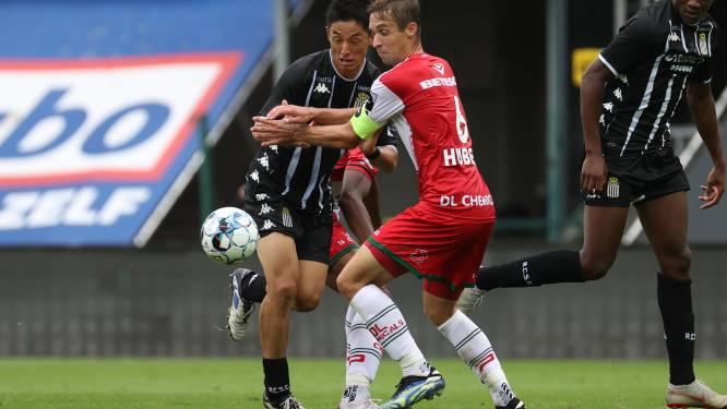 """David Hubert sleept punt uit de brand met Zulte Waregem tegen Charleroi: """"Gelukkig niet op hun mes gelopen"""""""