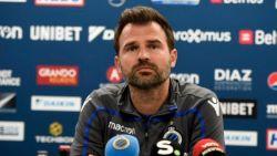 """Club Brugge en Leko klaar voor komst Standard: """"Als we die match winnen, zijn we helemaal terug"""""""