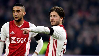 Lasse Schöne verlengt contract bij Ajax tot 2019