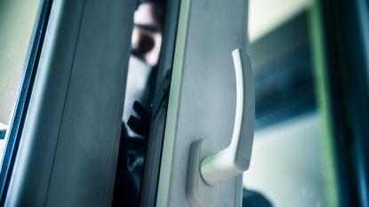 Inbreker opgepakt nadat buren zien dat garage open staat