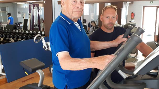 """Nu fitnesszaak weer open is, kijkt Daan De Cooman al vooruit: """"Plannen voor nieuwe fitness zijn goedgekeurd"""""""