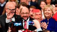 """Schulz met 100 procent van de stemmen verkozen als SPD-voorzitter: """"Voorbode voor kanseliersverkiezing"""""""