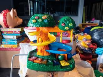 Pop-upwinkel van OCMW zamelt tweedehands speelgoed in
