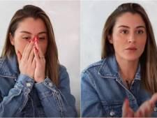 """Une fan déséquilibrée menace de s'en prendre à la fille d'Anaïs Camizuli: """"Je vis dans la peur"""""""