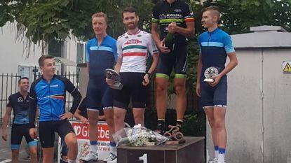 Kris Clijnen wint dorpelingenkoers