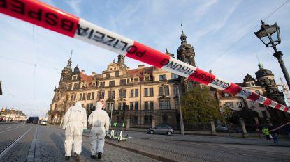 Inbraak in schattenmuseum Dresden: politie gaat nu uit van zeker vier daders