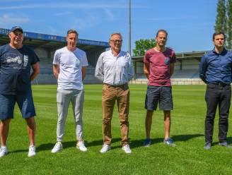 """Er waait een nieuwe wind door FCV Dender. David Pauwels: """"De jeugdopleiding vormt naar de toekomst toe een voorname rol"""""""