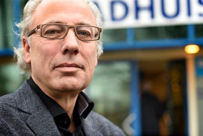 Burgemeester Victor Molkenboer.