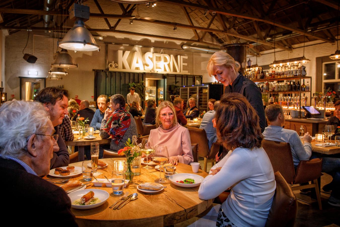 Gerechten van de KASerne worden lovend beschreven in restaurantgids Lekker.