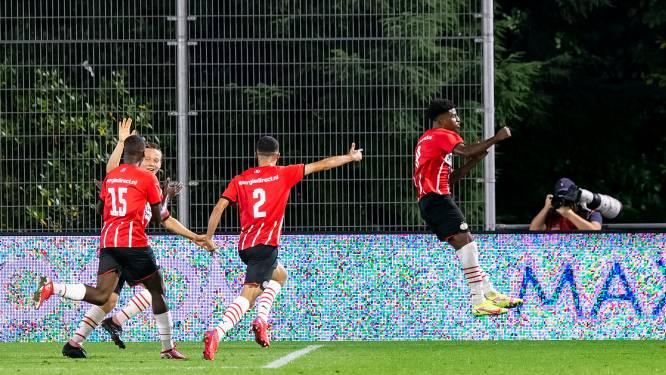 Dante Sealy schiet meteen met scherp bij Jong PSV: 'Voor mijn komst ook met Richard Ledezma gesproken'