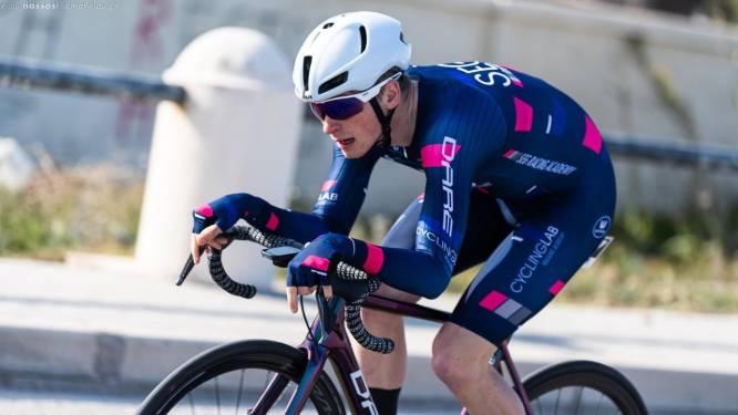 """Stan Van Tricht maakt zich op voor Baby Giro: """"Het vertrouwen stijgt iedere dag"""""""