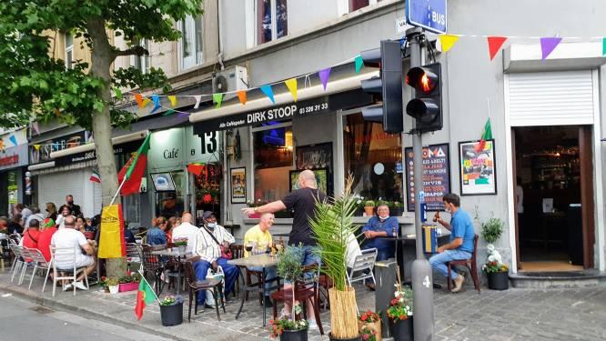 """Portugese gemeenschap in Antwerpen leeft mee met slachtoffers van instorting: """"Mijn vader in Portugal was sneller op de hoogte van de ramp dan ik"""""""