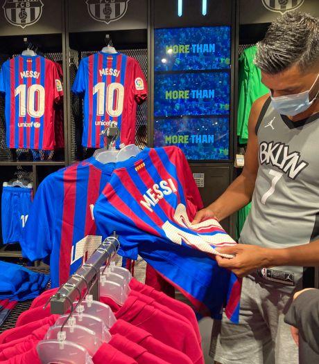 Met Messi vertrekken ook de faninkomsten, vreest Barcelona
