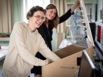 Campus Glorieux Secundair vergroot aanbod en bouwt nieuw atelier. STEM-ambassadeurs Lissa en Warre effenen mee de weg naar meer studierichtingen