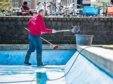 Kritiek op plan voor Gele Rijdersplein: 'Alsjeblieft geen fietsenkelder onder de fontein'
