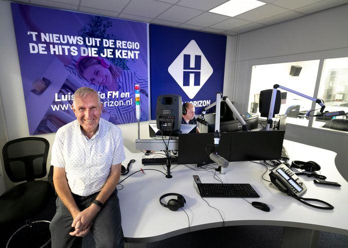 Voorzitter Jan van Tulden van RTV Horizon.