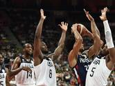 Stunt op WK basketbal: Frankrijk verslaat Amerika