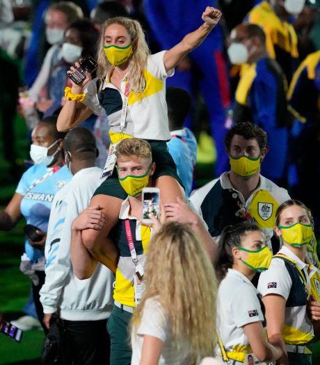 Australische olympiërs na terugkeer in 'wrede' quarantaine