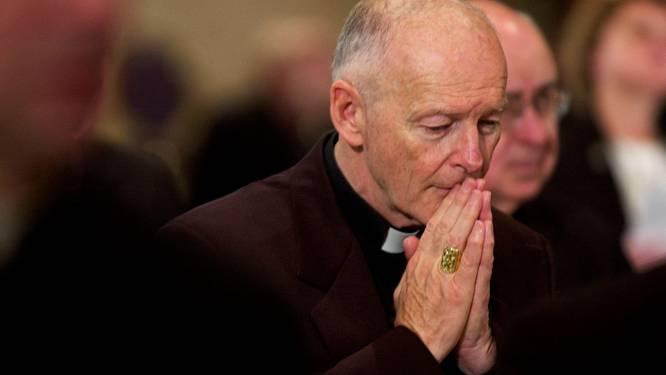 Affaire-McCarrick: aanklacht misbruik tegen hoogste geestelijke in VS tot nu toe