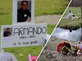 Bloemenzee om doodgestoken Armando (26) te herdenken