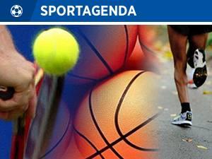 Sportagenda van maandag 12 oktober tot en met zondag 18 oktober