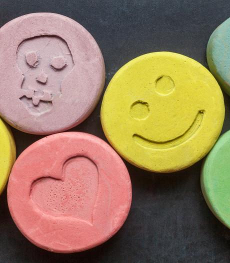 Politie pakt tweetal op A58 op voor bezit diverse soorten drugs