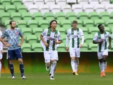 Samenvatting | Koploper Ajax verrassend onderuit bij FC Groningen