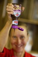 Suiker Unie heeft onder merknaam Van Gilse een nieuw product ontwikkeld: chocolade schenkstroop.