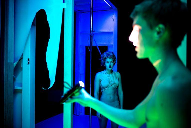 'Do You Wanna Play With Me?', de nieuwste voorstelling van Sylvie Landuyt.
