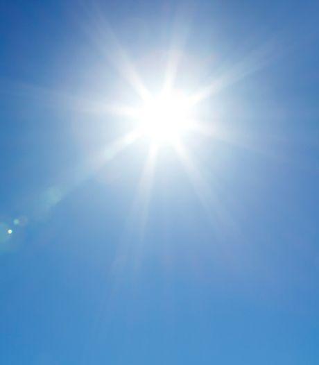 Du soleil et jusqu'à 21 degrés