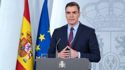 Spanje roept noodtoestand uit voor bestrijding virus