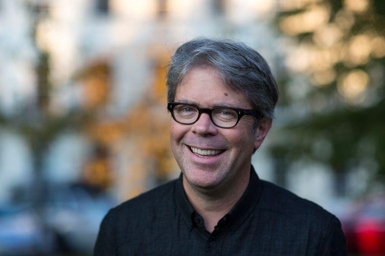 Jonathan Franzen Beeld Getty