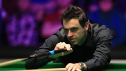 Ronnie O'Sullivan strandt in achtste finale English Open, Tom Ford pot 147 op zeldzaam moment