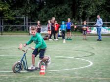 Steprace populair op Olympiade in Veldhoven